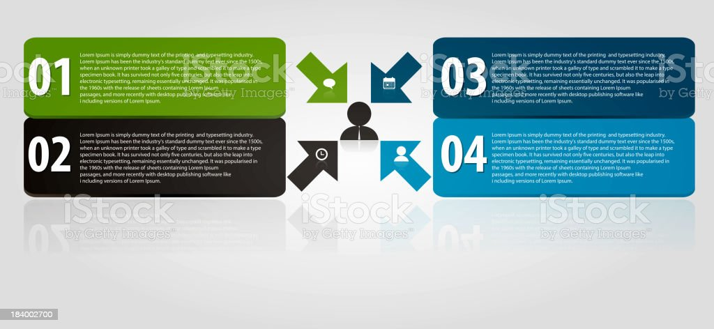 Banner Design template royalty-free stock vector art