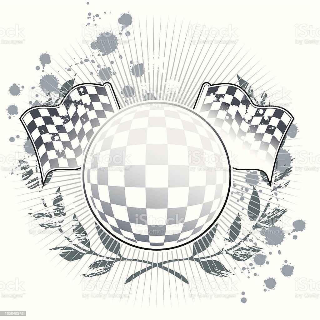 banner sport royalty-free stock vector art