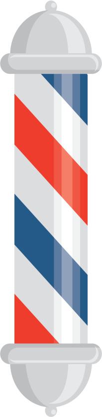 Barber Pole Clip Art