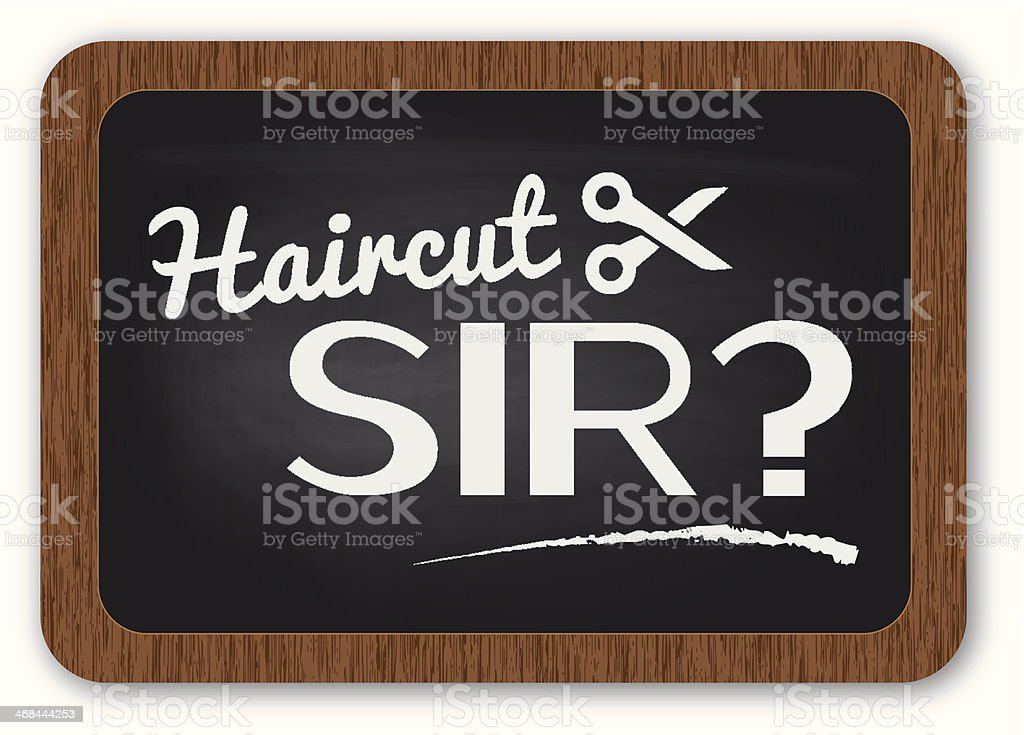 Barbers sign royalty-free stock vector art