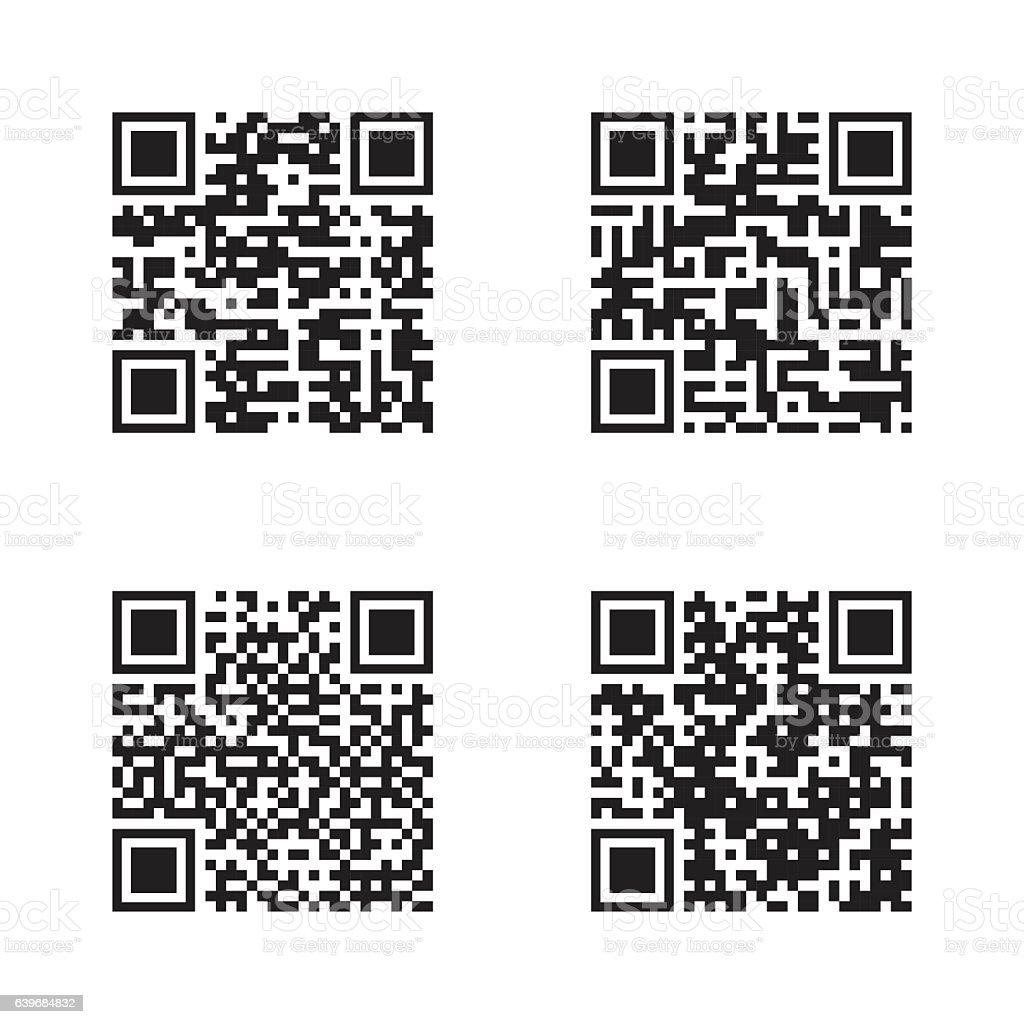 Barcode. vector illustration. vector art illustration