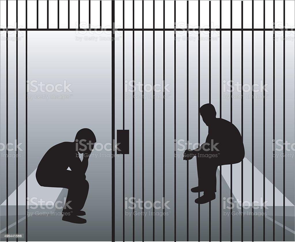 Bars vector art illustration