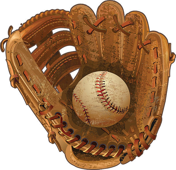 Sports Glove Clip Art, Vector Images & Illustrations - iStock