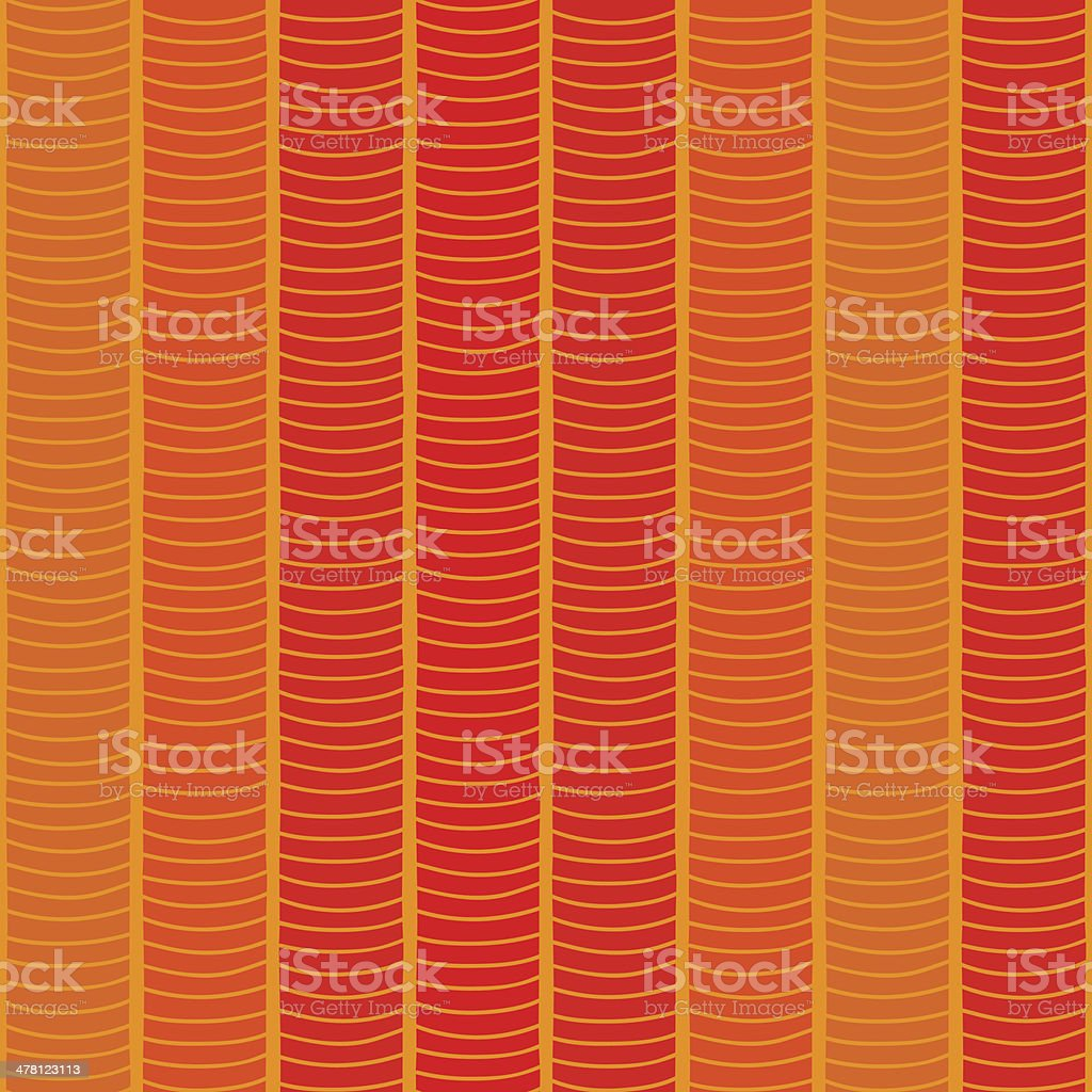 Based on Traditional African Ornament. Seamless vector pattern. royalty-free stock vector art
