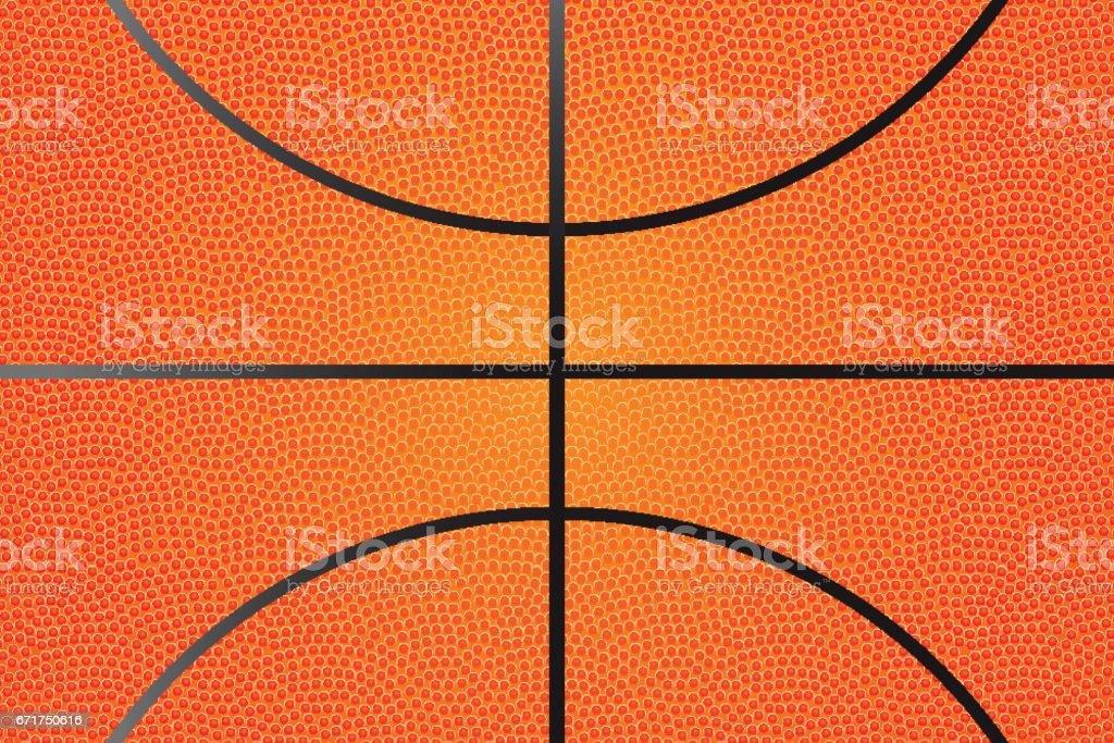 Basketball background, vector vector art illustration