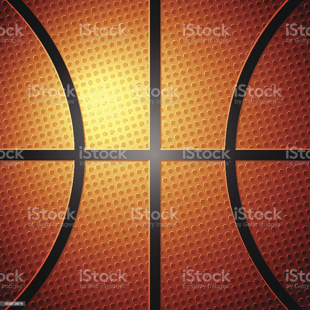 basketball ball background royalty-free stock vector art