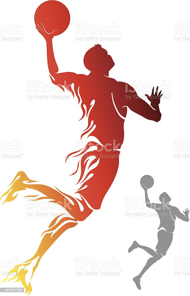 slam dunk clip art  vector images   illustrations istock basketball court clipart transparent outdoor basketball court clipart