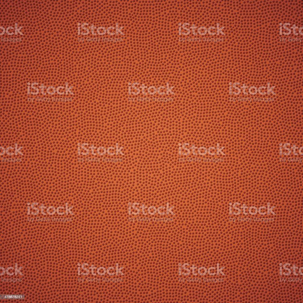 Basketball Texture royalty-free stock vector art