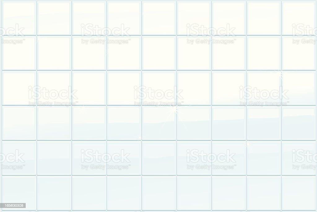 bath tiles royalty-free stock vector art