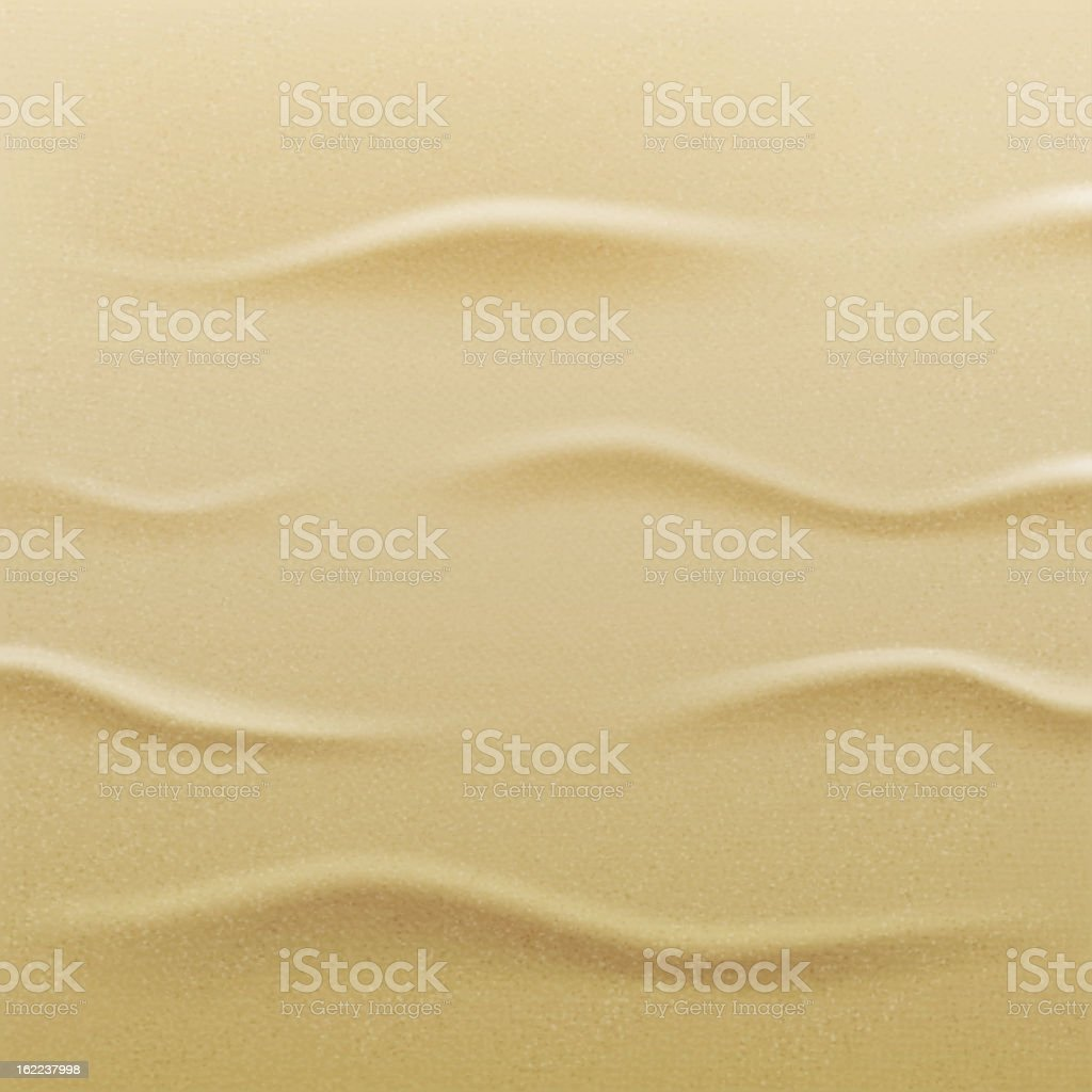 Beach sand vector background royalty-free stock vector art