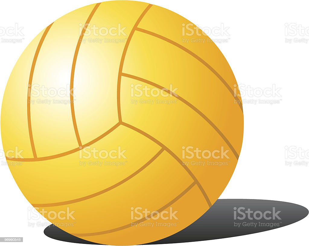 beach volleyball royalty-free stock vector art