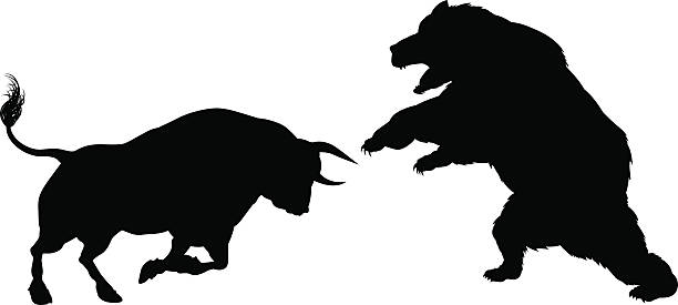 Bull Market Clip Art Vector Images Illustrations Istock