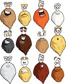 Bearded Expressions