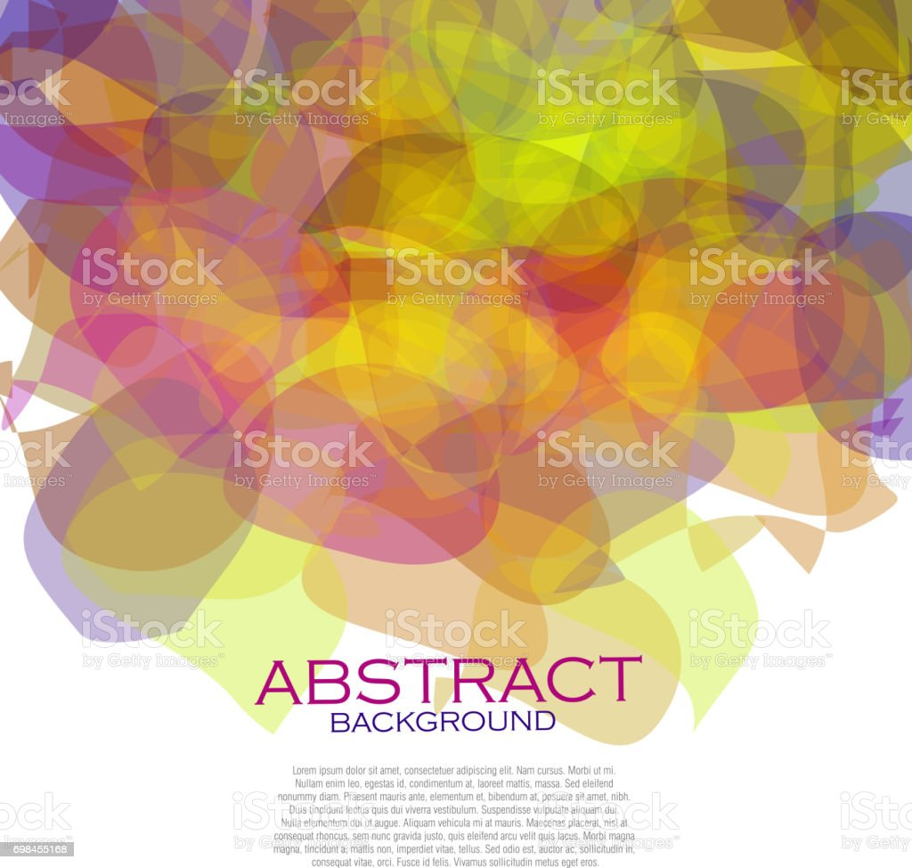 Beautiful Abstract Background vector art illustration