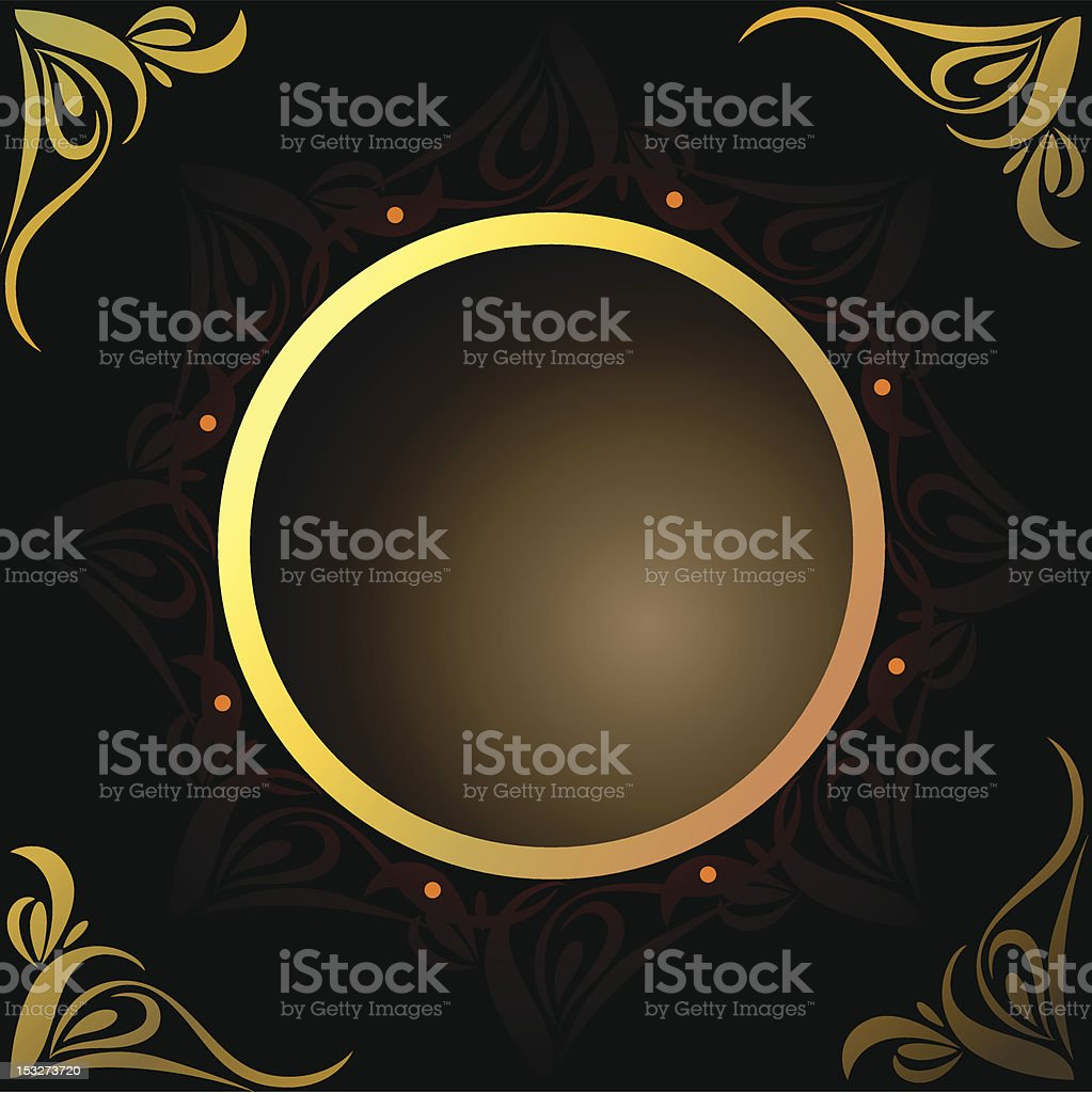 Beautiful background royalty-free stock vector art