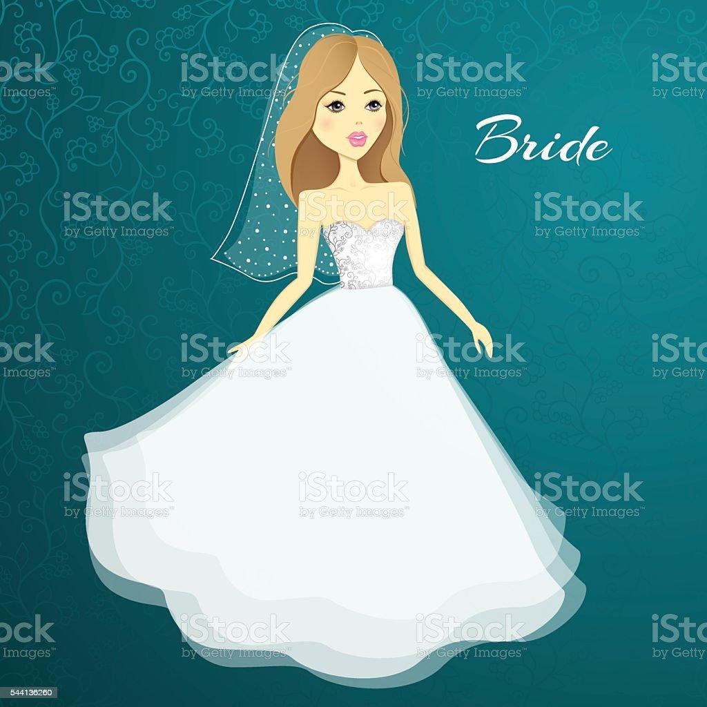 vestidos de novia dibujos aninanos