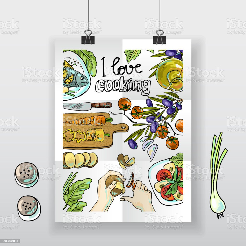wine poster, a meal without wine, kitchen art, wine print, black ... - Poster Für Die Küche