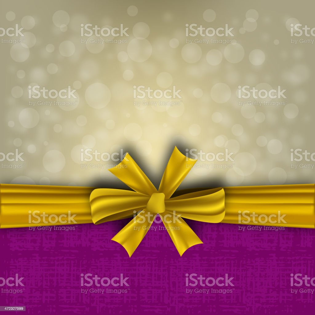 Beautiful Invitation Card royalty-free stock vector art