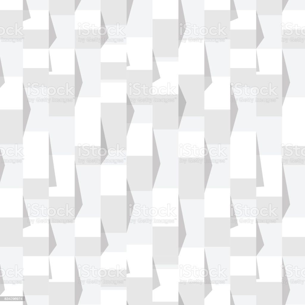 Beautiful Monochrome Abstract Background. vector art illustration