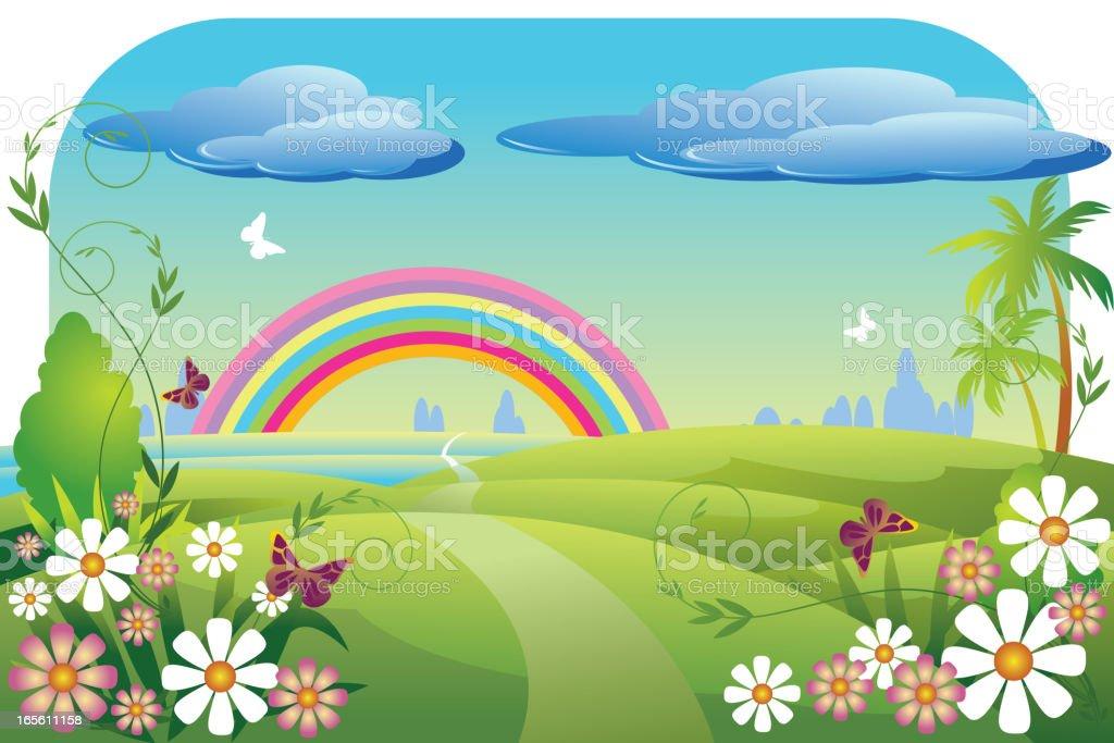 clip art of a beautiful daisy clip art vector images rh istockphoto com grassland climate zone grassland climate zone