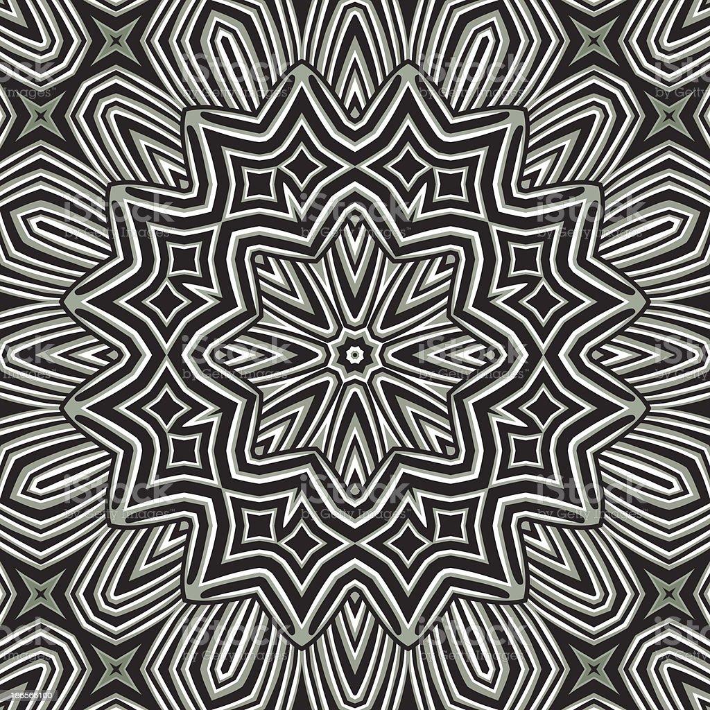 beautiful vector circular background royalty-free stock vector art