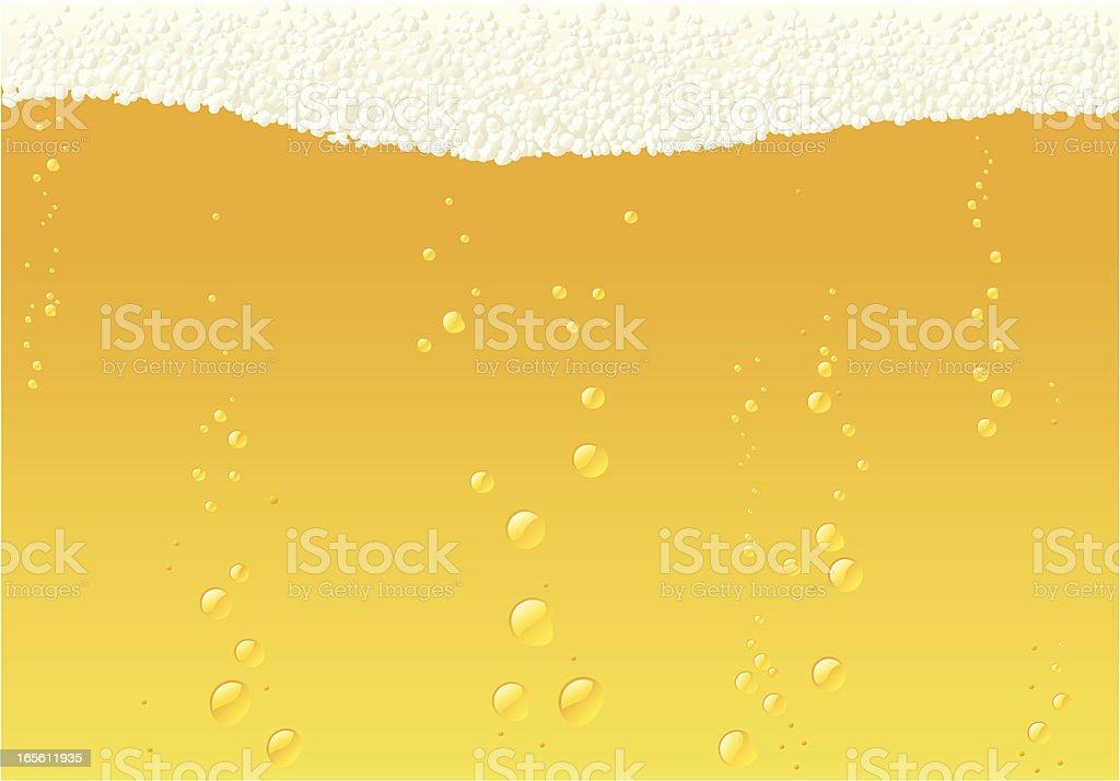 Beer background royalty-free stock vector art