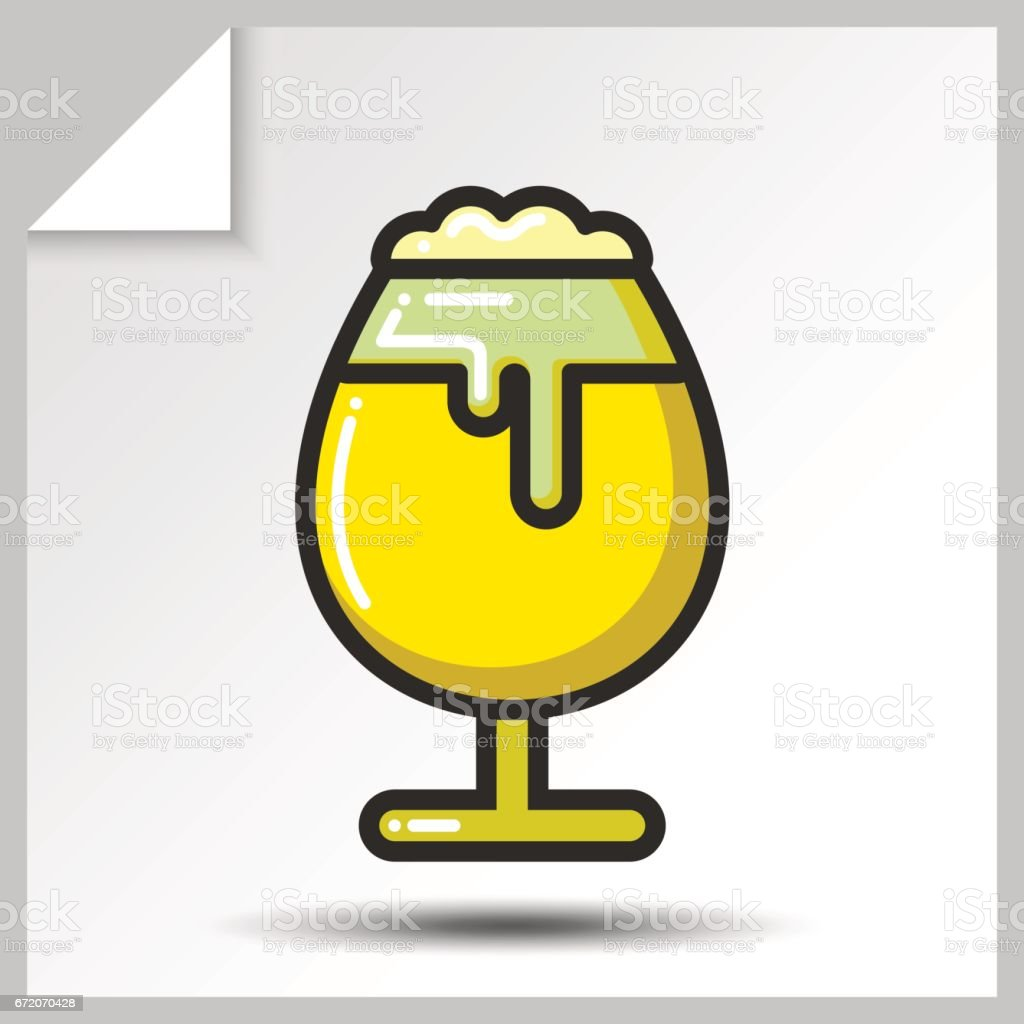 Beer icons_10 vector art illustration