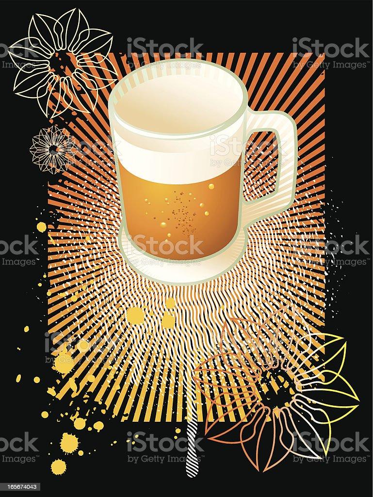 beer mug royalty-free stock vector art