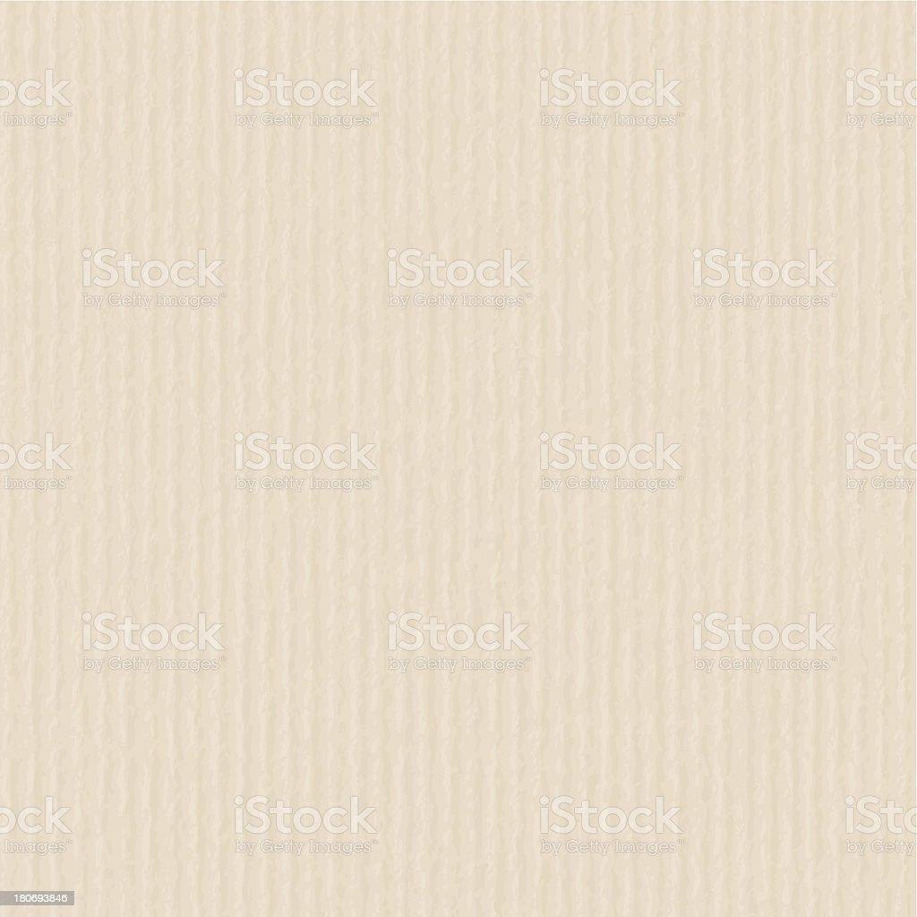 Beige cardboard textured background royalty-free stock vector art