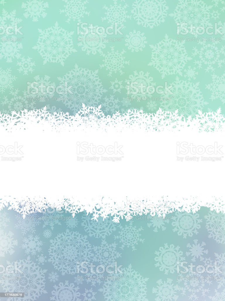 Beige christmas with snowflake. EPS 10 royalty-free stock vector art