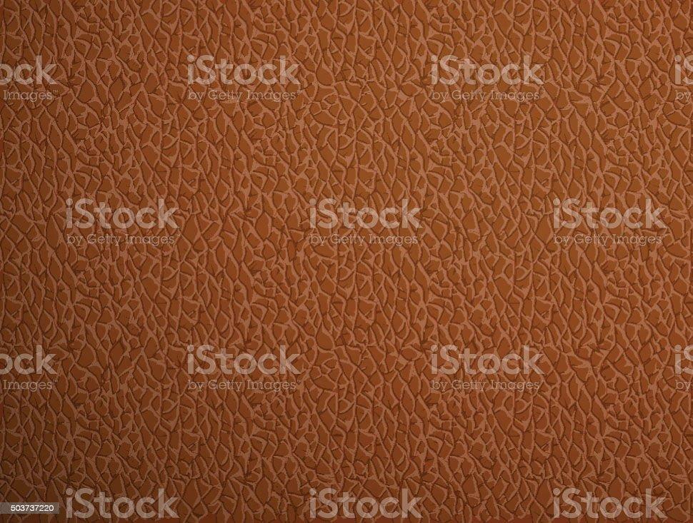 beige leather. Stock illustration. vector art illustration