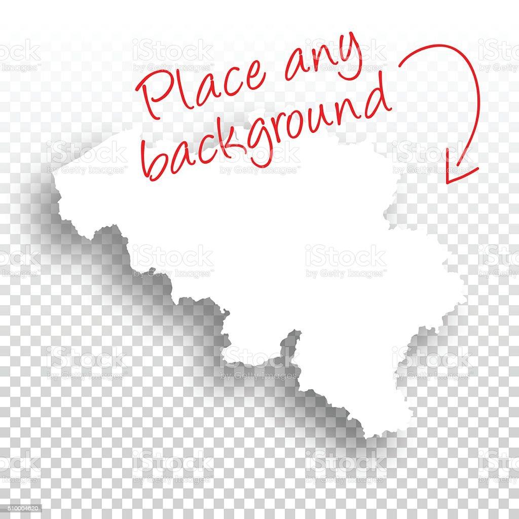 Belgium Map For Design Blank Background stock vector art 510004620 – Belgiummap