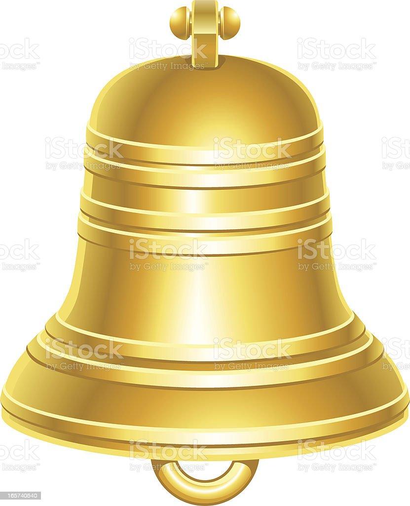 bell royalty-free stock vector art