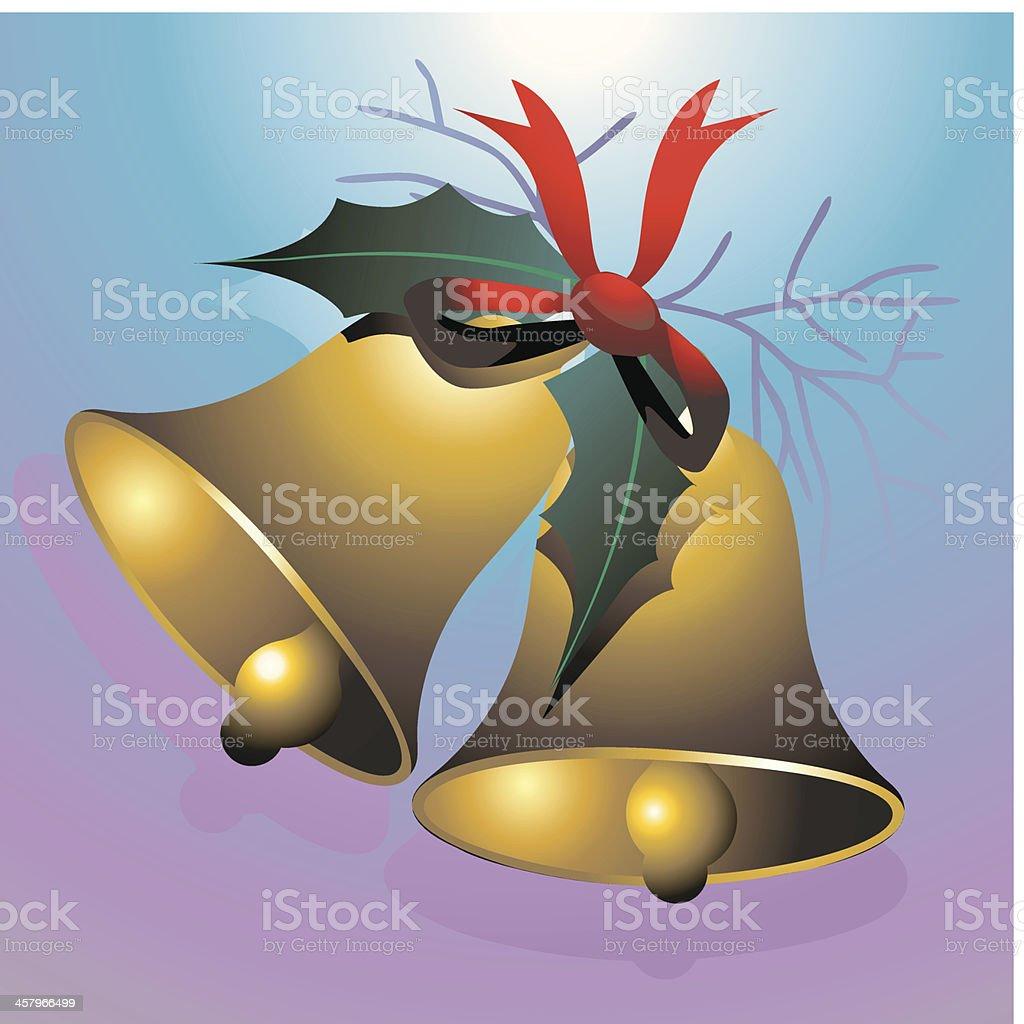 Bell vector art illustration