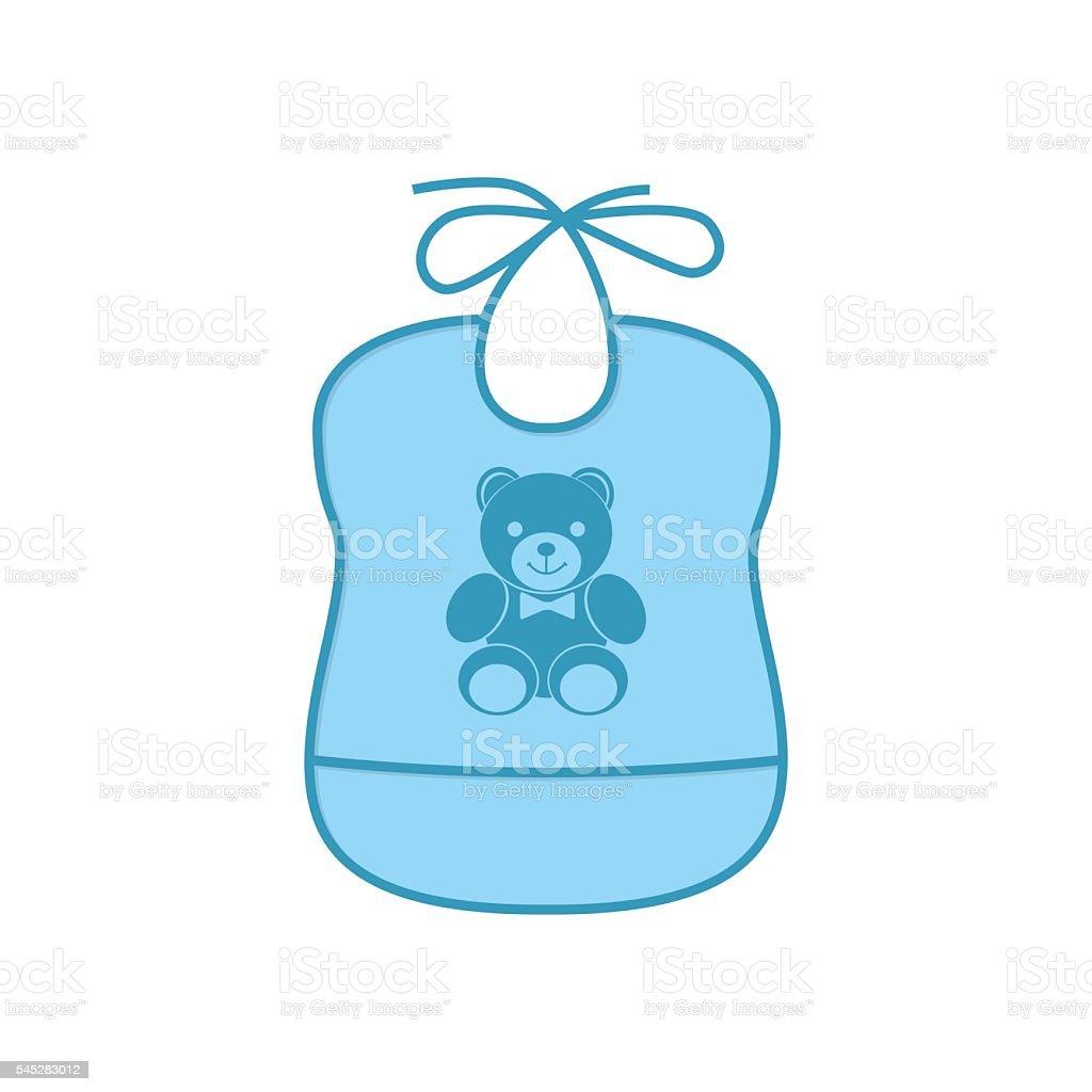 baby bib clip art  vector images   illustrations istock pacifier clipart pacifier clip art images