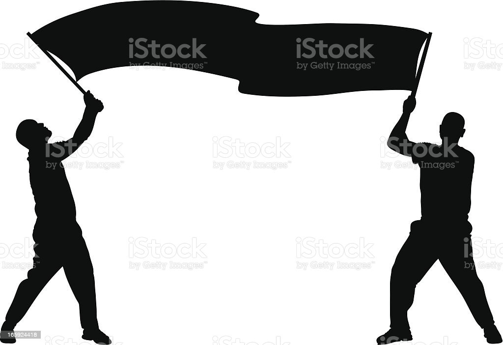Big Banner royalty-free stock vector art