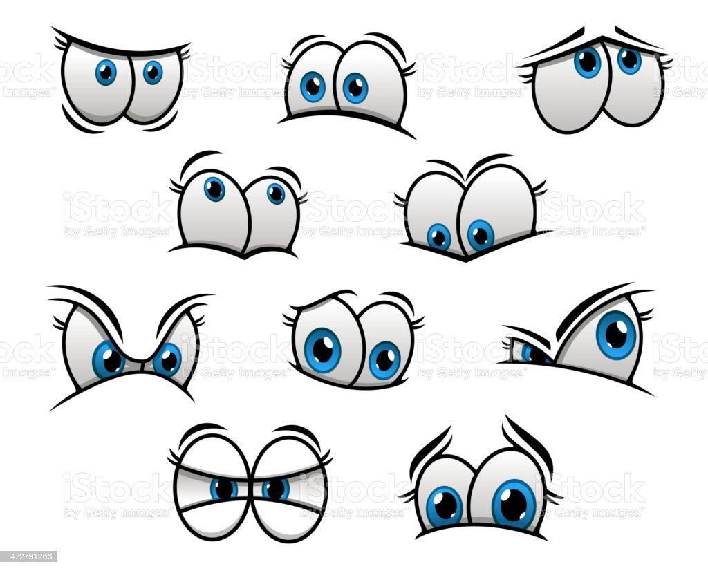 Как вшопе сделать мультяшные глаза