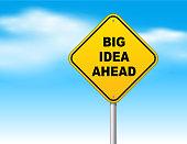 Big idea ahead