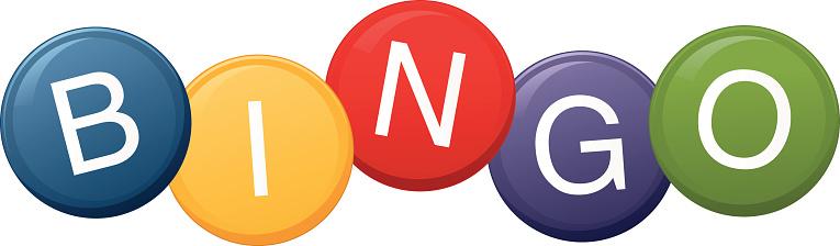 free bingo clipart downloads - photo #41
