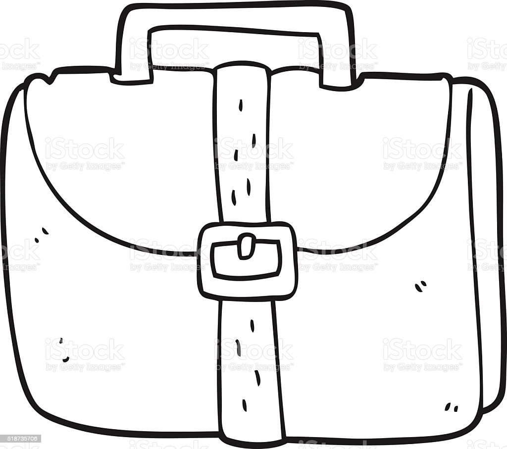 Coloring book bag - Bag Satchel Bag Bizarre Book Clip Art