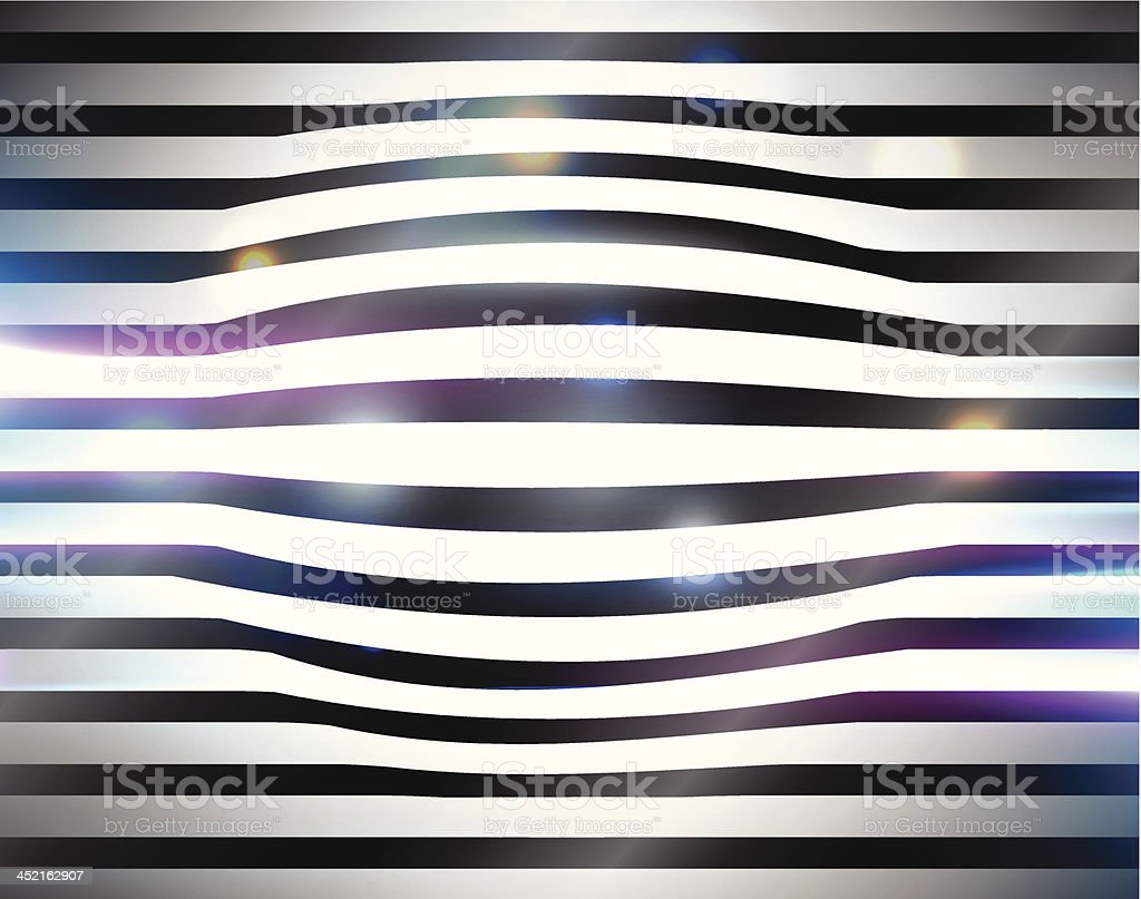 Black and white lines royalty-free stock vector art