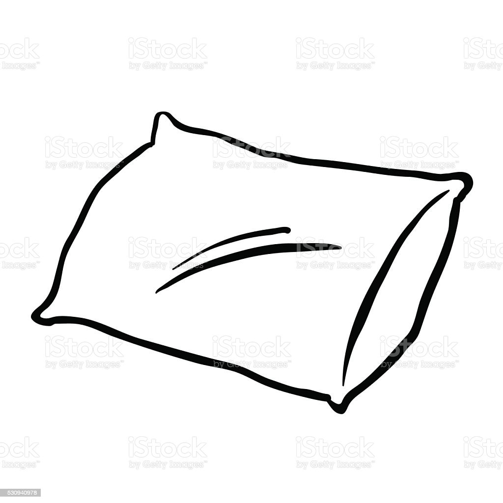 Pillow Case Clip Art Vector Images Amp Illustrations Istock