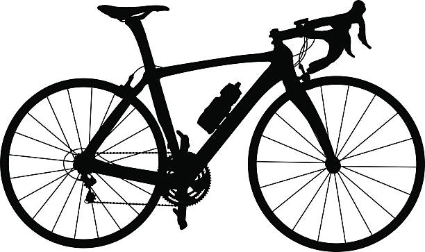 Racing Bicycle Clip Art, Vector Images & Illustrations ...