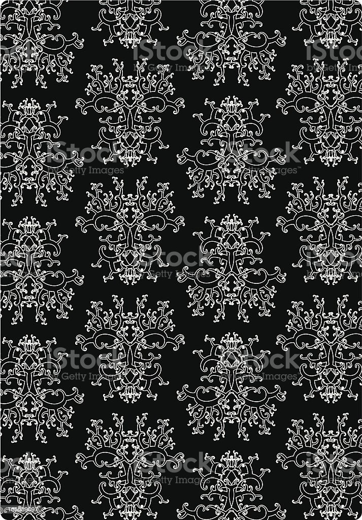 Black and white royalty-free stock vector art