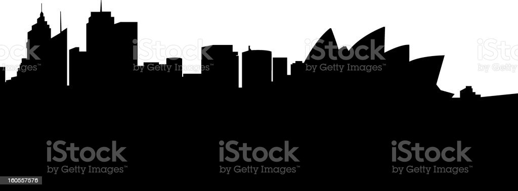 Black background with nothing on it royalty-free stock vector art