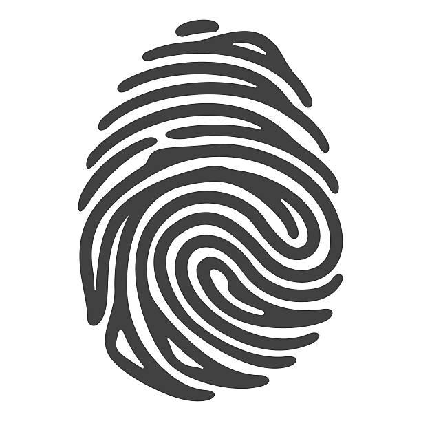 Fingerprint Clip Art, Vector Images & Illustrations - iStock