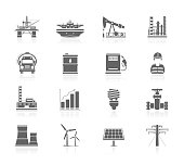 Black Icons - Industry And Energy