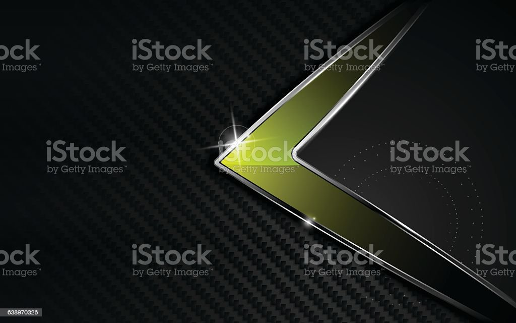 black metallic steel line design background vector art illustration