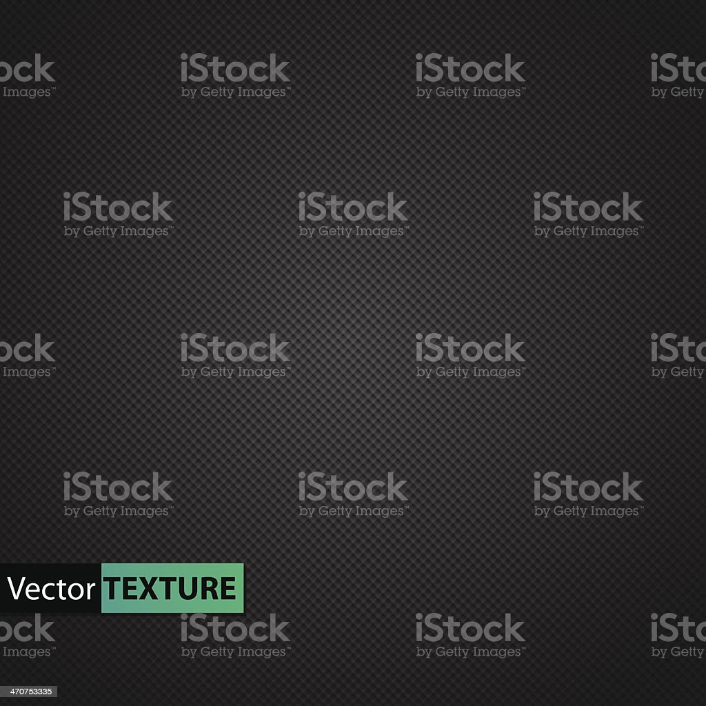 Black texture vector art illustration