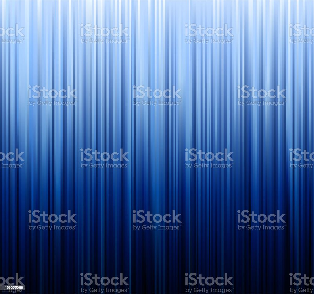 blank blue backround vector art illustration